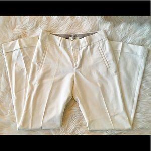 Banana Republic white dress pant-Martin fit size 6